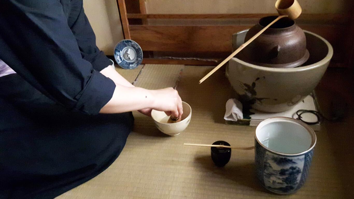 茶の湯教室